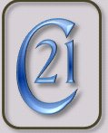 C21 Web Designs monogram